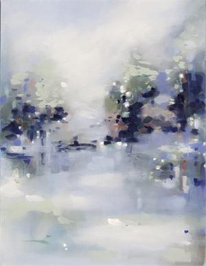 Restful Breeze by the Water's Edge II, 2020