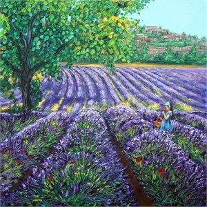 Scent of Provence by Jennifer Vranes