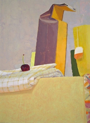Still Life with Coffee and Tea by Sydney Licht