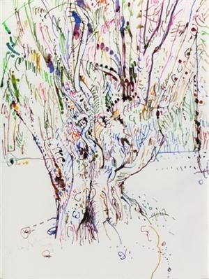 Untitled (Tree), 1979