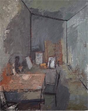 Interior by Thaddeus Radell