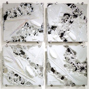 Ice Glacier - 1 panel, 2018