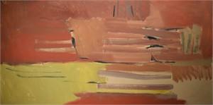 Untitled (Orange Yellow)