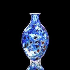 Undersea Adventures Flat Vase