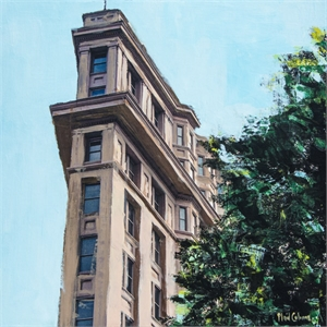 The Flatiron No. 2 by Plaid Columns