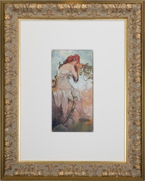 "Summer From: ""The Four Seasons"", 1896"