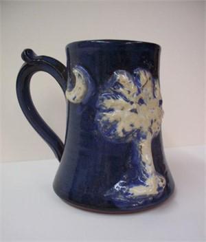SC Palmetto Mug - Dark Blue
