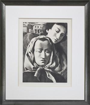 Two Women, c.1935