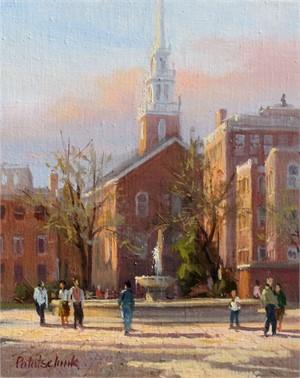 The Old North Church, Boston