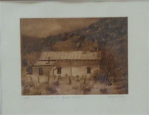 Church at Apache Canyon