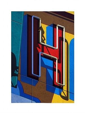 An American Alphabet: H (1/40), 2010
