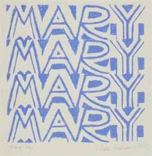 Mary (6-32/32), 1977
