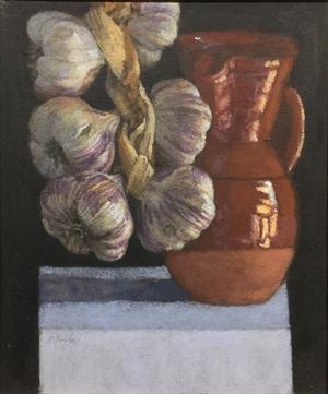 Garlic and Pitcher, 1999