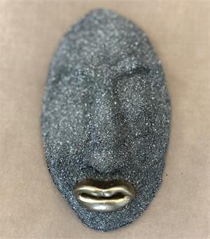 African Mask I, 2019