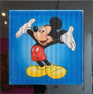 Bullet Series - Mickey Mouse