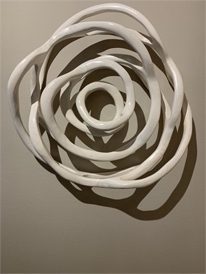 White Cycle by Caprice Pierucci