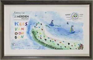 Homage to Kees Van Dongen:  Souvenir Le Meridien, 2008