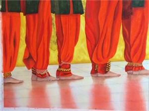 Bengali Dancers, 2019