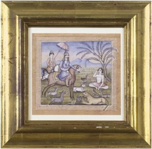 Jaipur School Miniature, 2004