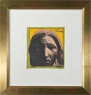 Oglala Woman, 1993