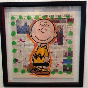 Wall Street Journal Series Charlie Brown, 2019