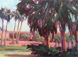 Ringling Museum Grounds Study