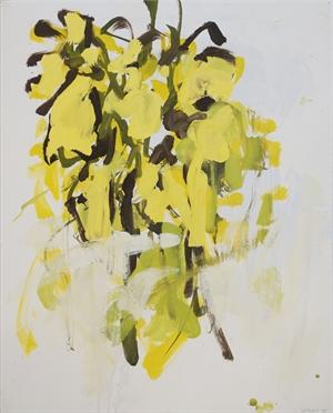 Yellow Flowers 04