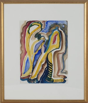 Biomorphic Abstraction, c.1960