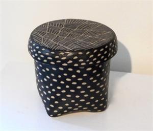 Medium Tall Box 1 by Larry Halvorsen