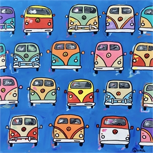 VW Vans , 2019