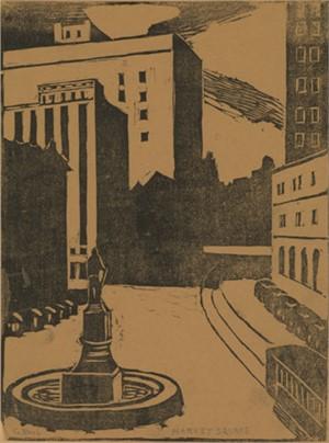 Market Square, 1936