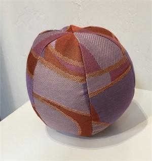 Ball Throw Pillow -Small, 2019