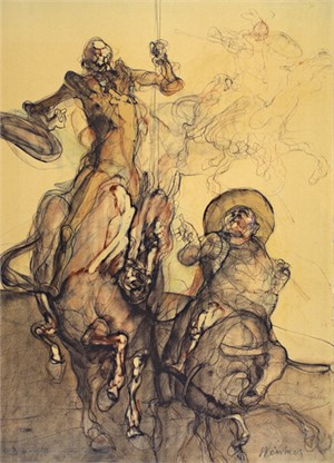 Le Reve or Don Quichotte, 1970