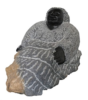 Relaxing woman C-24, 2004