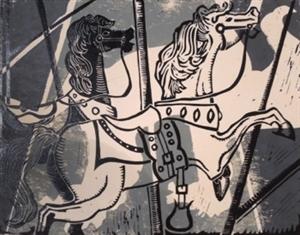 Carousel II (/10), c. 1950