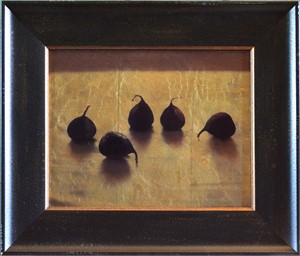Still Life With Five Figs