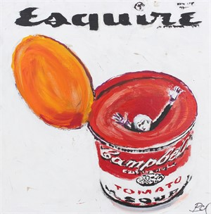 Esquire - Cambell's Soup