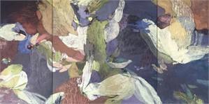 Fauna Flora Figue 29 (Triptych), 2016