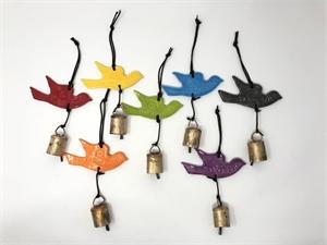 Ben's Bells -  Dove Ornament/Bell
