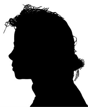 94047 Michael Jackson 665 Silhouette BW, 1994