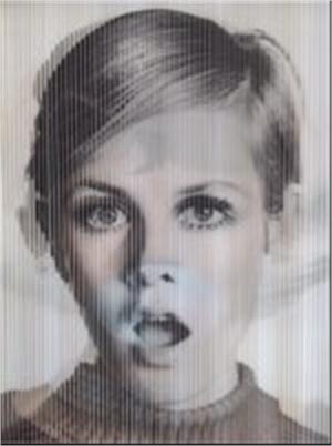 Audrey,Twiggy, Marilyn, 2019