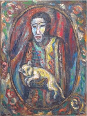 Untitled (Self-Portrait), C.1990