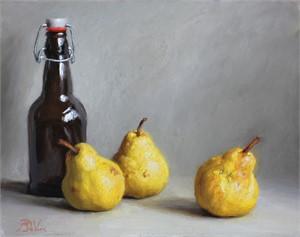 Pear Cider, 2015