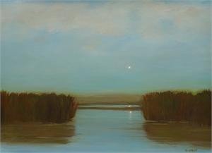 Marsh Landscape, 2017