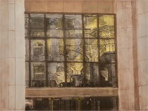 Inside/Outside- Wall Street 8/100 by Grace Bentley-Scheck