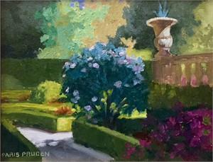Sunlit Garden, 2018