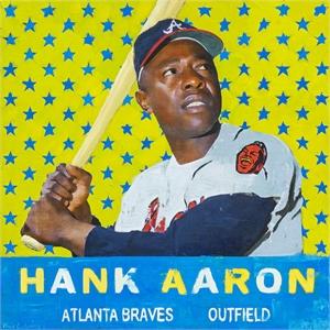 Hammerin' Hank by Plaid Columns