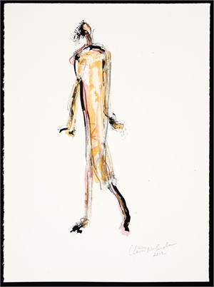 Figure Drawing No. 1, 2012
