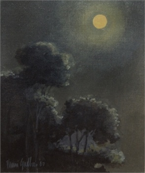 Moonlight, May 23