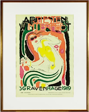 Artiesten Winterfest, 1919